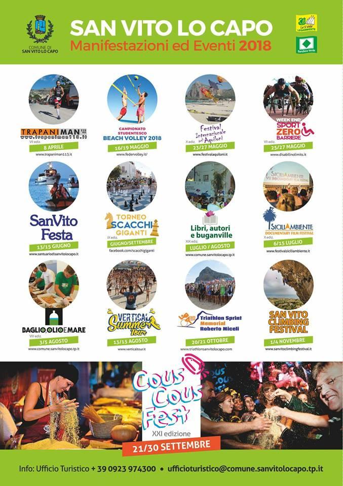 Eventi San Vito Lo Capo - Catalina affittacamere
